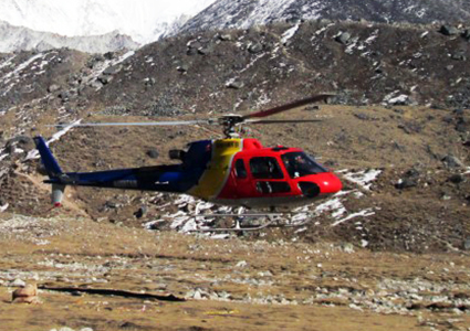 Annapurna Sanctuary Helicopter Tour