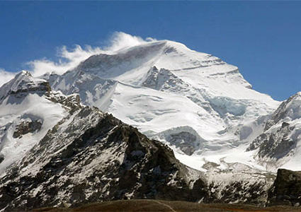 Mt. Cho Oyu Expedition (8201m.)