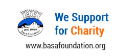 Basa foundation, Charity Support